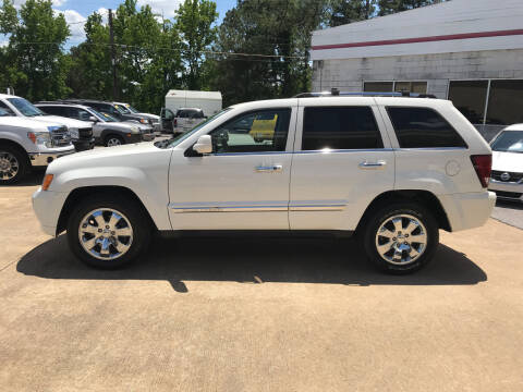 2010 Jeep Grand Cherokee for sale at Northwood Auto Sales in Northport AL