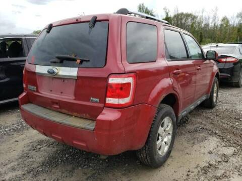 2010 Ford Escape for sale at CarGeek in Tampa FL