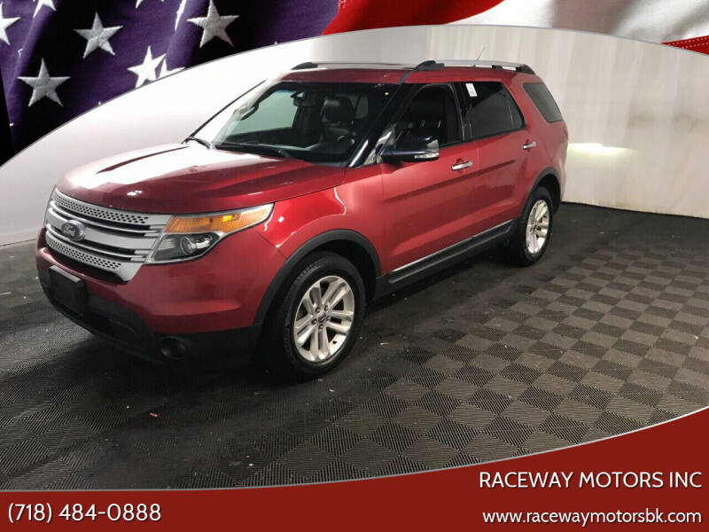 2011 Ford Explorer for sale at Raceway Motors Inc in Brooklyn NY