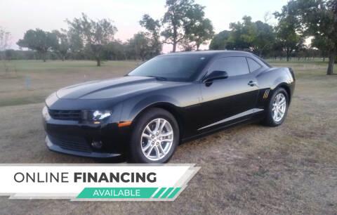 2014 Chevrolet Camaro for sale at H & H AUTO SALES in San Antonio TX