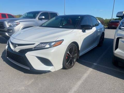 2019 Toyota Camry for sale at The Car Guy powered by Landers CDJR in Little Rock AR