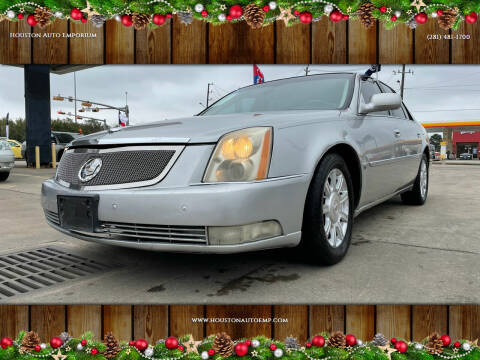 2008 Cadillac DTS for sale at Houston Auto Emporium in Houston TX