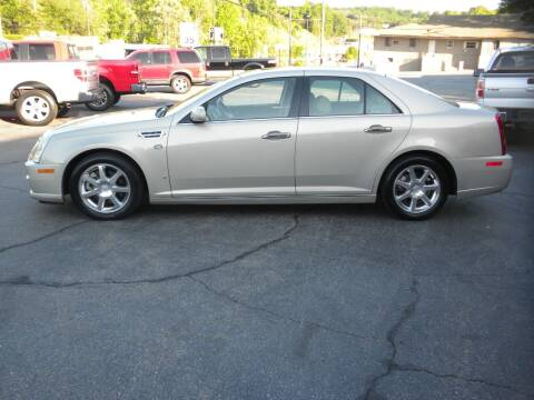 2009 Cadillac STS for sale at D & B Auto Sales & Service in Martinsville VA