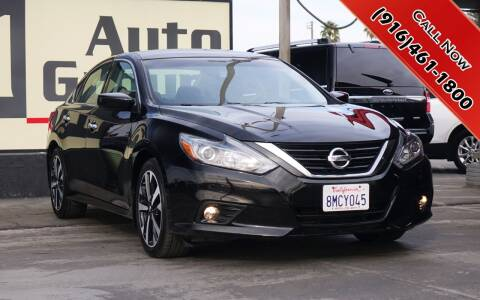 2018 Nissan Altima for sale at H1 Auto Group in Sacramento CA