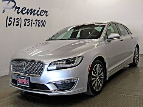 2017 Lincoln MKZ for sale at Premier Automotive Group in Milford OH