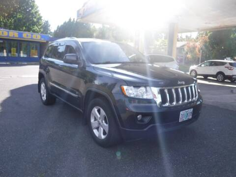 2011 Jeep Grand Cherokee for sale at Brooks Motor Company, Inc in Milwaukie OR