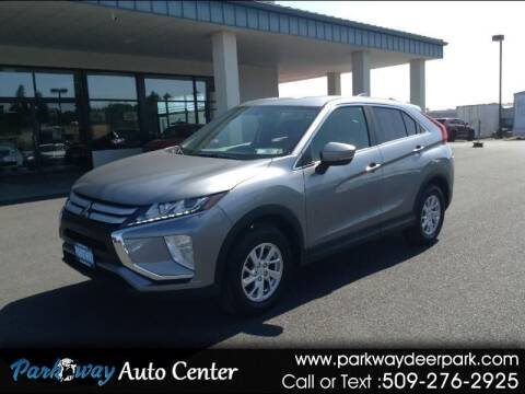 2019 Mitsubishi Eclipse Cross for sale at PARKWAY AUTO CENTER AND RV in Deer Park WA