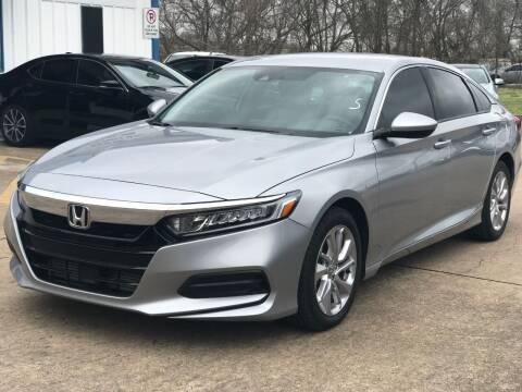 2019 Honda Accord for sale at Discount Auto Company in Houston TX