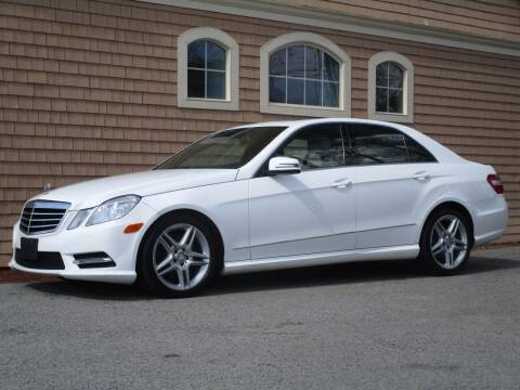 2013 Mercedes-Benz E-Class for sale at Car and Truck Exchange, Inc. in Rowley MA