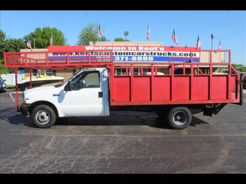 2004 Ford F-350 Super Duty for sale at Kents Custom Cars and Trucks in Collinsville OK