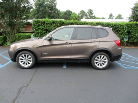 2014 BMW X3 for sale at A & P Automotive in Montgomery AL