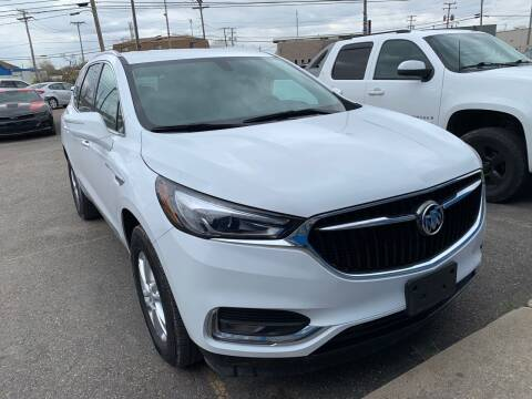 2019 Buick Enclave for sale at M-97 Auto Dealer in Roseville MI