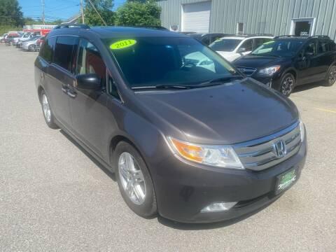 2011 Honda Odyssey for sale at Vermont Auto Service in South Burlington VT