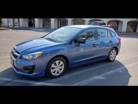 2014 Subaru Impreza for sale at Auto Advantage in Escondido CA