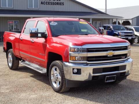 2019 Chevrolet Silverado 2500HD for sale at Burkholder Truck Sales LLC (Edina) in Edina MO