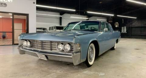 1967 Lincoln Continental for sale at PARK PLACE AUTO SALES in Houston TX