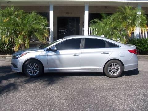 2015 Hyundai Sonata for sale at Thomas Auto Mart Inc in Dade City FL