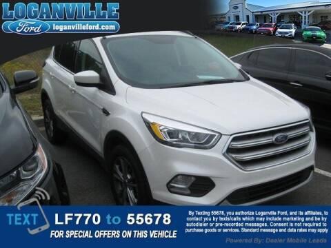 2017 Ford Escape for sale at Loganville Quick Lane and Tire Center in Loganville GA