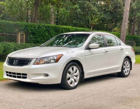 2010 Honda Accord for sale at Texas Auto Corporation in Houston TX