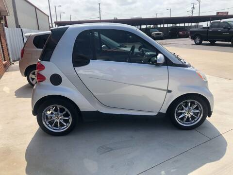 2008 Smart fortwo for sale at Moore Imports Auto in Moore OK