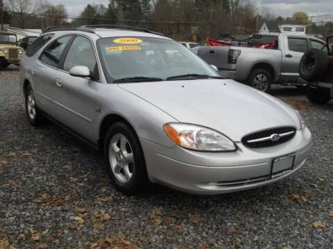 2000 Ford Taurus for sale at Saratoga Motors in Gansevoort NY