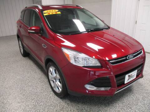 2015 Ford Escape for sale at LaFleur Auto Sales in North Sioux City SD