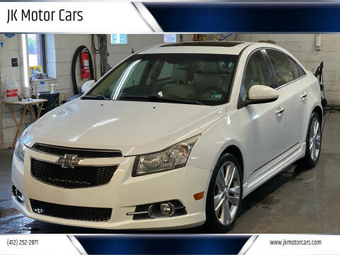 2011 Chevrolet Cruze for sale at JK Motor Cars in Pittsburgh PA