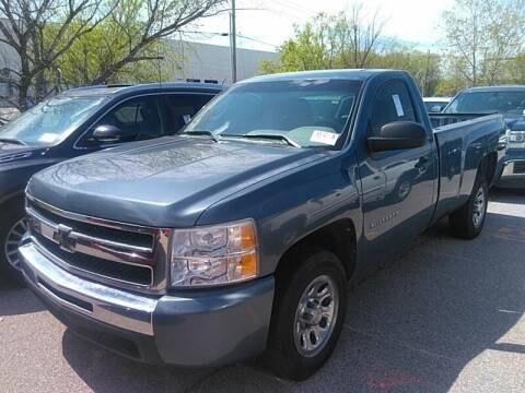 2011 Chevrolet Silverado 1500 for sale at Cj king of car loans/JJ's Best Auto Sales in Troy MI