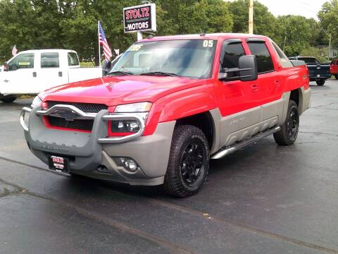 2005 Chevrolet Avalanche for sale at Stoltz Motors in Troy OH