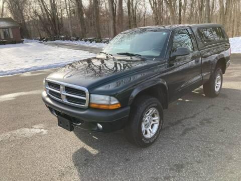 2004 Dodge Dakota for sale at Lou Rivers Used Cars in Palmer MA