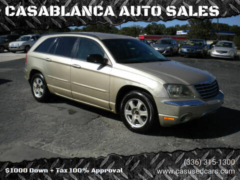 2006 Chrysler Pacifica for sale at CASABLANCA AUTO SALES in Greensboro NC