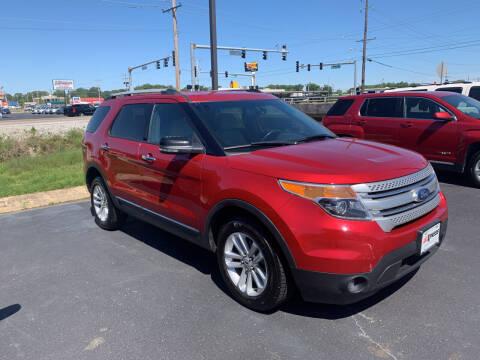 2012 Ford Explorer for sale at Auto Credit Xpress in Jonesboro AR