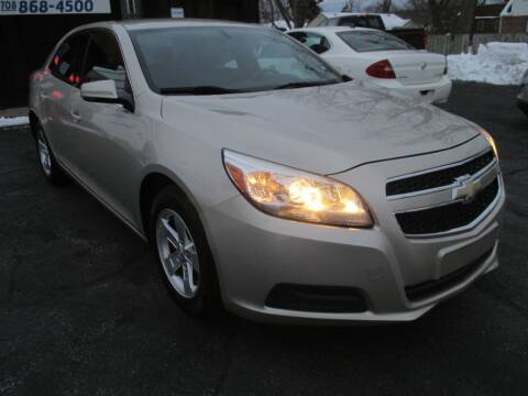 2013 Chevrolet Malibu for sale at EZ Finance Auto in Calumet City IL