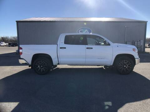 2017 Toyota Tundra for sale at City Auto in Murfreesboro TN