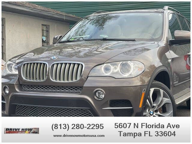 2012 BMW X5 for sale at Drive Now Motors USA in Tampa FL