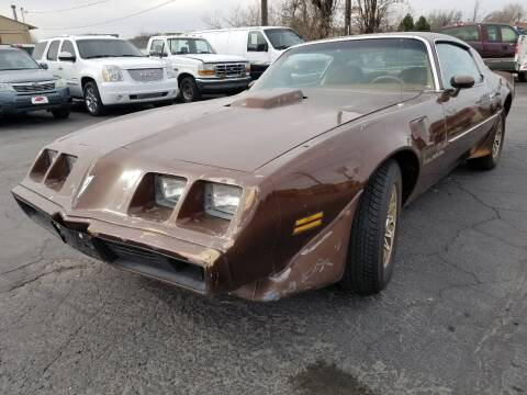 1979 Pontiac Firebird Trans Am for sale at Silverline Auto Boise in Meridian ID