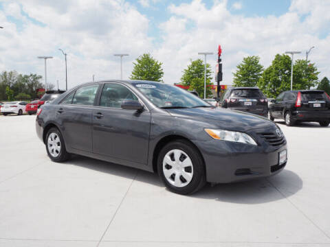 2009 Toyota Camry for sale at SIMOTES MOTORS in Minooka IL