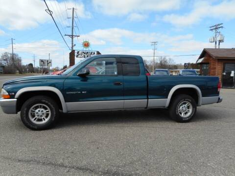 1997 Dodge Dakota for sale at O K Used Cars in Sauk Rapids MN