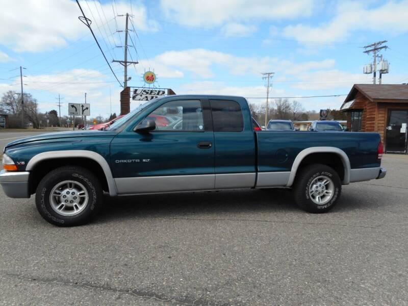 1997 Dodge Dakota for sale at O K Used Cars in Sauk Rapids MN
