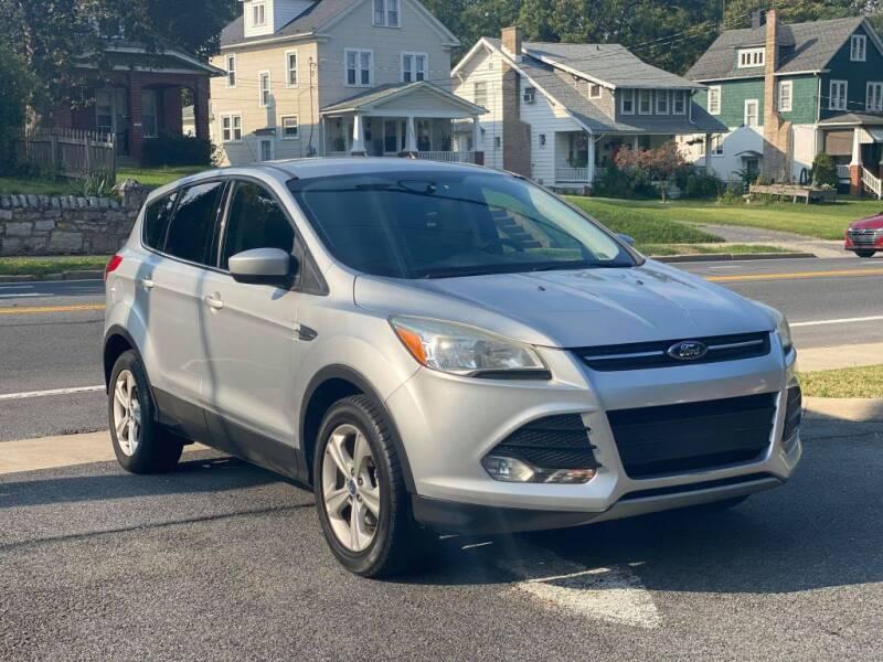 2013 Ford Escape for sale at MZ Auto in Winchester VA