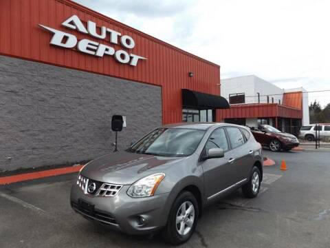 2013 Nissan Rogue for sale at Auto Depot - Madison in Madison TN
