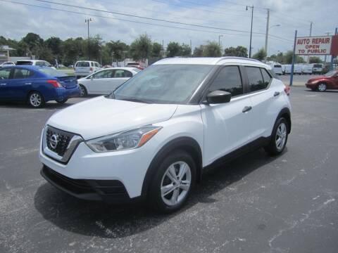 2018 Nissan Kicks for sale at Blue Book Cars in Sanford FL
