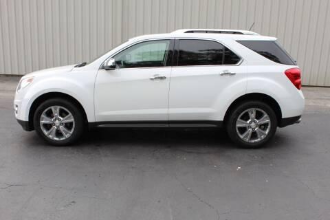 2014 Chevrolet Equinox for sale at Lansing Auto Mart in Lansing KS