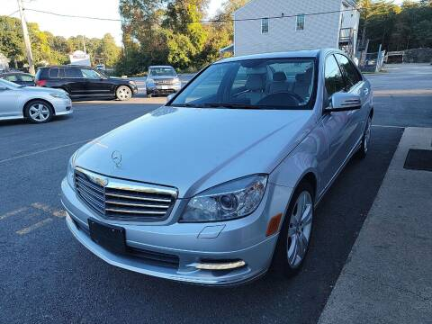 2011 Mercedes-Benz C-Class for sale at Top Quality Auto Sales in Westport MA