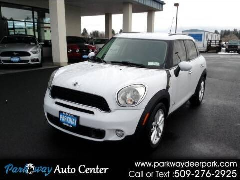 2014 MINI Countryman for sale at PARKWAY AUTO CENTER AND RV in Deer Park WA