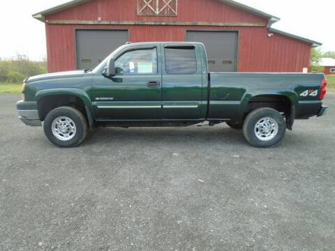 2005 Chevrolet Silverado 2500HD for sale at Celtic Cycles in Voorheesville NY