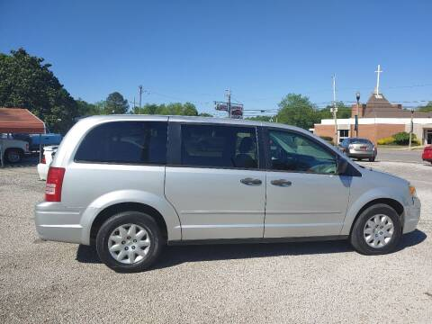 2008 Chrysler Town and Country for sale at VAUGHN'S USED CARS in Guin AL