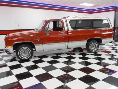 1986 Chevrolet Silverado 1500 SS Classic for sale at Wagner's Classic Cars in Bonner Springs KS