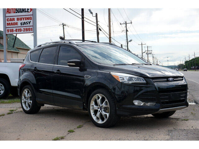 2014 Ford Escape for sale at Sand Springs Auto Source in Sand Springs OK