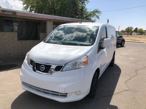 2013 Nissan NV200 for sale at Valley Auto Center in Phoenix AZ